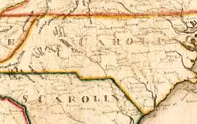 Pierce College Map Map Drawing Graphic Literacy And Pedagogy In The Early Republic