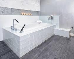 bathroom tile grey wood tile bathroom decor modern on cool top