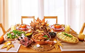 ways to get your involved with thanksgiving dinner