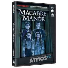 amazon com atmosfx macabre manor digital decoration home u0026 kitchen