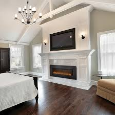 bedroom adorable dresser master bedroom with fireplace and