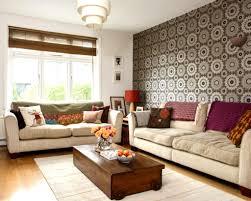 Deko Ideen Hexagon Wabenmuster Modern Wohnzimmer Retro Stil Haus Design Ideen