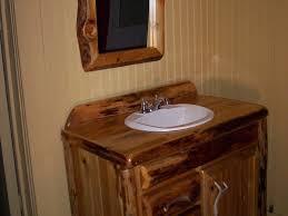 Bathroom Vanity Rustic - bathroom modern rustic bathroom 42 floating wall mount vanity