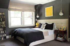 charcoal bedding design ideas