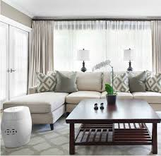 Curtains For Large Living Room Windows Ideas Excellent Idea Curtains For Large Living Room Windows Contemporary