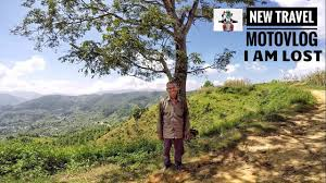 Show Me A Map Of Nepal by Lost In Forest Village Of Nepal On The Way To Chitlang Part 1