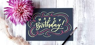create birthday cards create a lettered birthday card in illustrator every tuesday