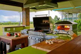 100 outdoor kitchen designs with pizza oven outdoor kitchen