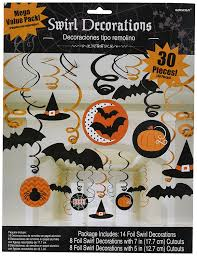 amazon com amscan new age scare halloween party witches u0026 bats