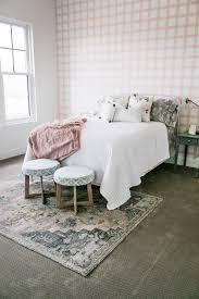 Pink Bedroom Smi Modern Farmhouse Pretty In Pink Bedroom Reveal Sita