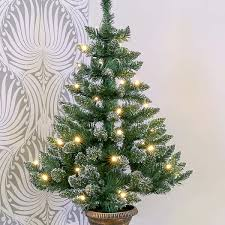 3ft artificial christmas tree christmas lights decoration