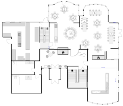 Floor Plan For Restaurant by Rooms