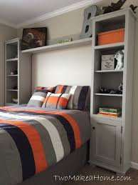 bedroom shelves how to build a bedroom storage tower system two make a home