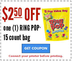 Where To Buy Ring Pops Rare 2 50 Off Ring Pop Coupon Target Deal