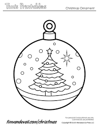coloring pages printable paper ornament templates with