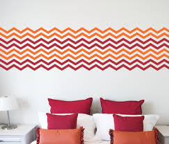diy the awesome chevron wall decal prefab homes image of modern chevron wall decal