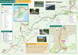 Terminus Cave Map Granite Way Map Jpg