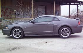 mustang 2003 gt mineral gray 2003 ford mustang gt coupe mustangattitude com
