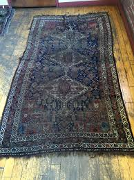 Old Persian Rug by Back Room Storage Clean Out Old South Persian Rug Dirty Worn