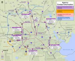 Houston Transtar Map Ez Tag Express App