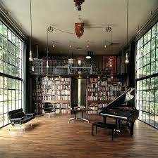 Home Library Design Uk Industrial Style Home Decor U2013 Dailymovies Co