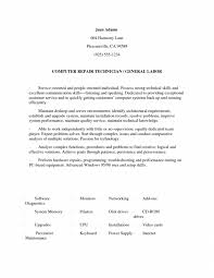 General Laborer Sample Resume by Resume Objective For Laborer General Laborer Job Description