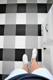 how to buffalo check painted flooring u2014 the other side of neutral