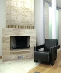 modern glass tile fireplace contemporary design photos image of