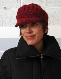 free pattern newsboy cap graftonyarn patterns