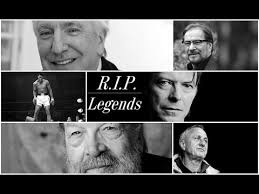 dead musicians and actors 2016 celebrities who died in 2016 youtube