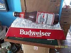 vintage budweiser pool table light budweiser classic draught on tap neon i love the neon lights