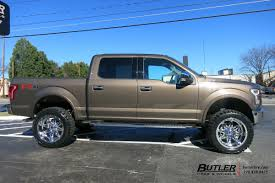 Ford F150 Truck Rims - ford f150 with 22in fuel hostage wheels exclusively from butler