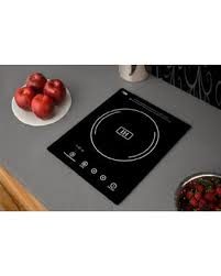 Electromagnetic Cooktop Great Deals On Built In Single Burner Ceramic Glass Induction
