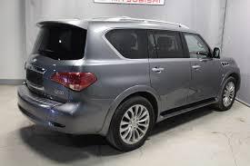 infiniti car qx80 used infiniti on sale in edmonton ab
