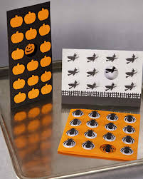 Craft Halloween by Craft Punch Halloween Cards U0026 Video Martha Stewart