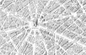 Birds Eye View Map Birds Eye View Paris U2013 Wallpaper Majesty Maps U0026 Prints