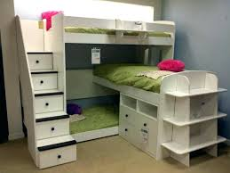 Three Person Bunk Bed 3 Bunk Bed Plans Bunk With Storage Bunk Bed