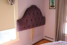 Wall Mount Headboard Mount An Upholstered Headboard To The Wall A Concord Carpenter