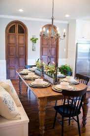 fixer upper dining table jessica stout design as seen on fixer upper the nut house