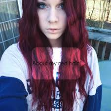 black hair to raspberry hair brown to red hair without bleach youtube