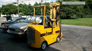 allis chalmers 706 b forklift overnight shipping
