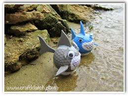 golf sharks family crafts