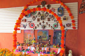 how to make an altar for day of the dead