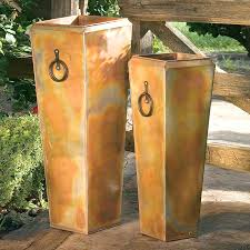 Face Planter Outdoor Pottery Planters U2013 Collabry Co