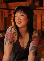 upper arm tattoos for girls asians with tattoos comedian margaret cho talks tattoos with