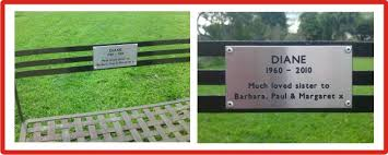 memorial plaques bench memorial plaques the manchester rubber st co ltd