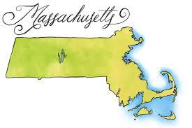 Massachusetts Map Massachusetts Commonwealth Veteran Benefits Military Com