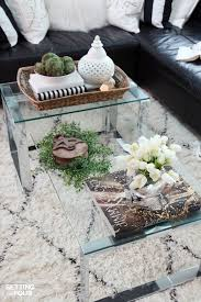 Coffee Table Decor by 5 Tips To Decorate Accent Tables Like A Pro Setting For Four