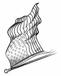 flag outline clip art at clker clip art library
