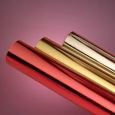gold mylar tissue paper metallic rolls mylar like rolls